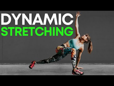 6 Best DYNAMIC Stretching Warm Up Exercises