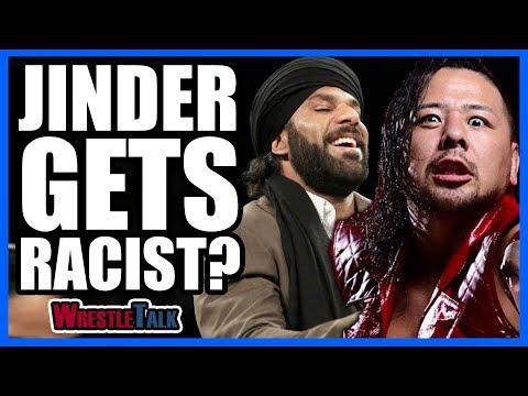 Jinder Mahal Gets Racist?!   WWE Smackdown Live, Sept. 19, 2017 Review