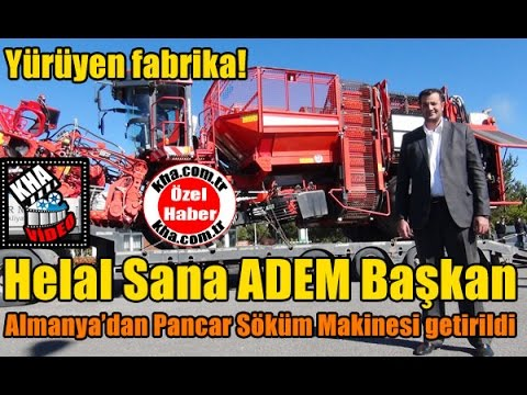Adem Başkan'dan çiftçilere önemli hizmet