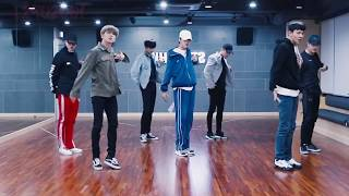 [Dance Practice] 몬스타엑스 (MONSTA X) - DRAMARAMA(mirrored)