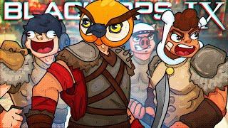 Black Ops 4 Zombies IX Easter Egg Fails! Funny Moments