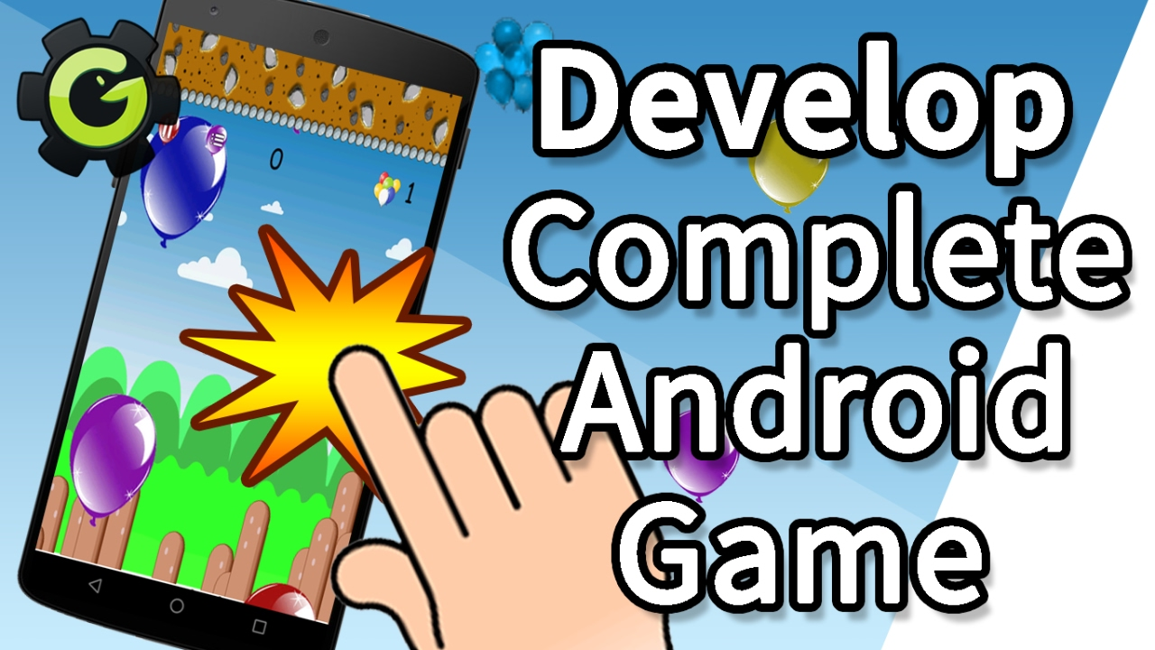 Develop Android Game with Game Maker Studio