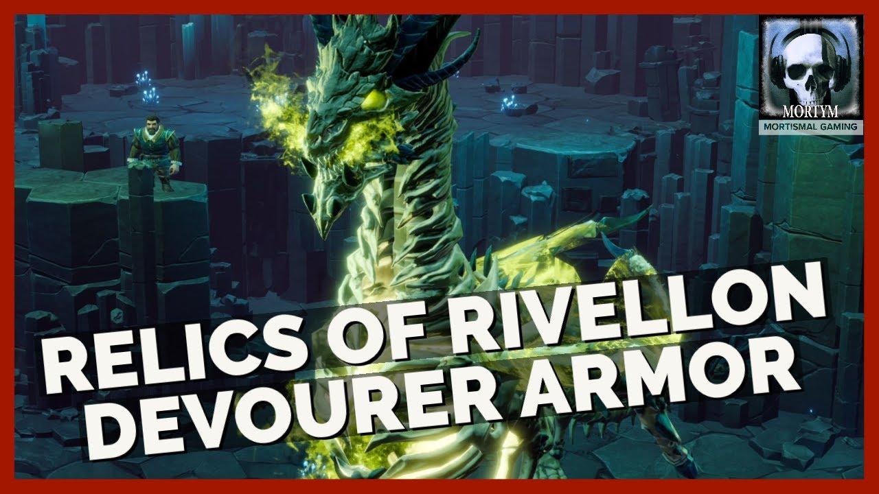 Download DOS2: Four Relics Of Rivellon - Devourer Armor Guide