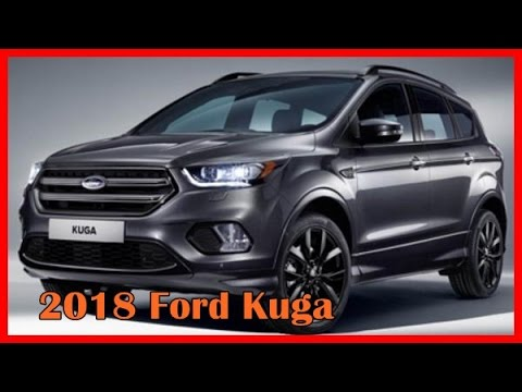 2018 ford kuga picture gallery youtube. Black Bedroom Furniture Sets. Home Design Ideas