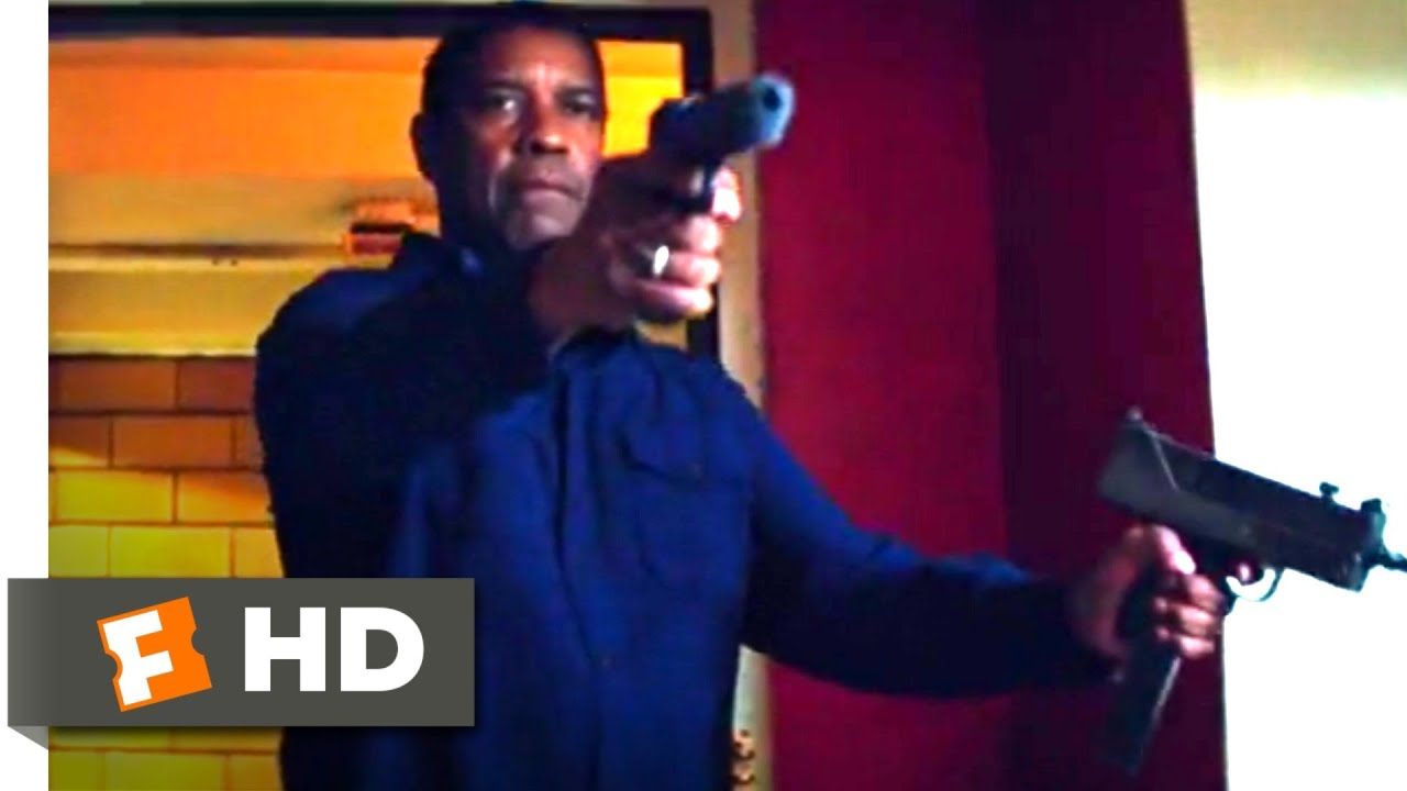 Download The Equalizer 2 (2018) - Crackhouse Crackdown Scene (3/10)   Movieclips