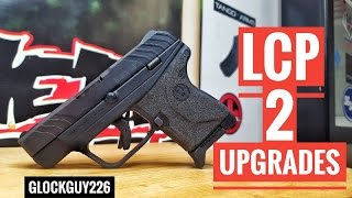 Ruger LCP II Must Have Upgrades!