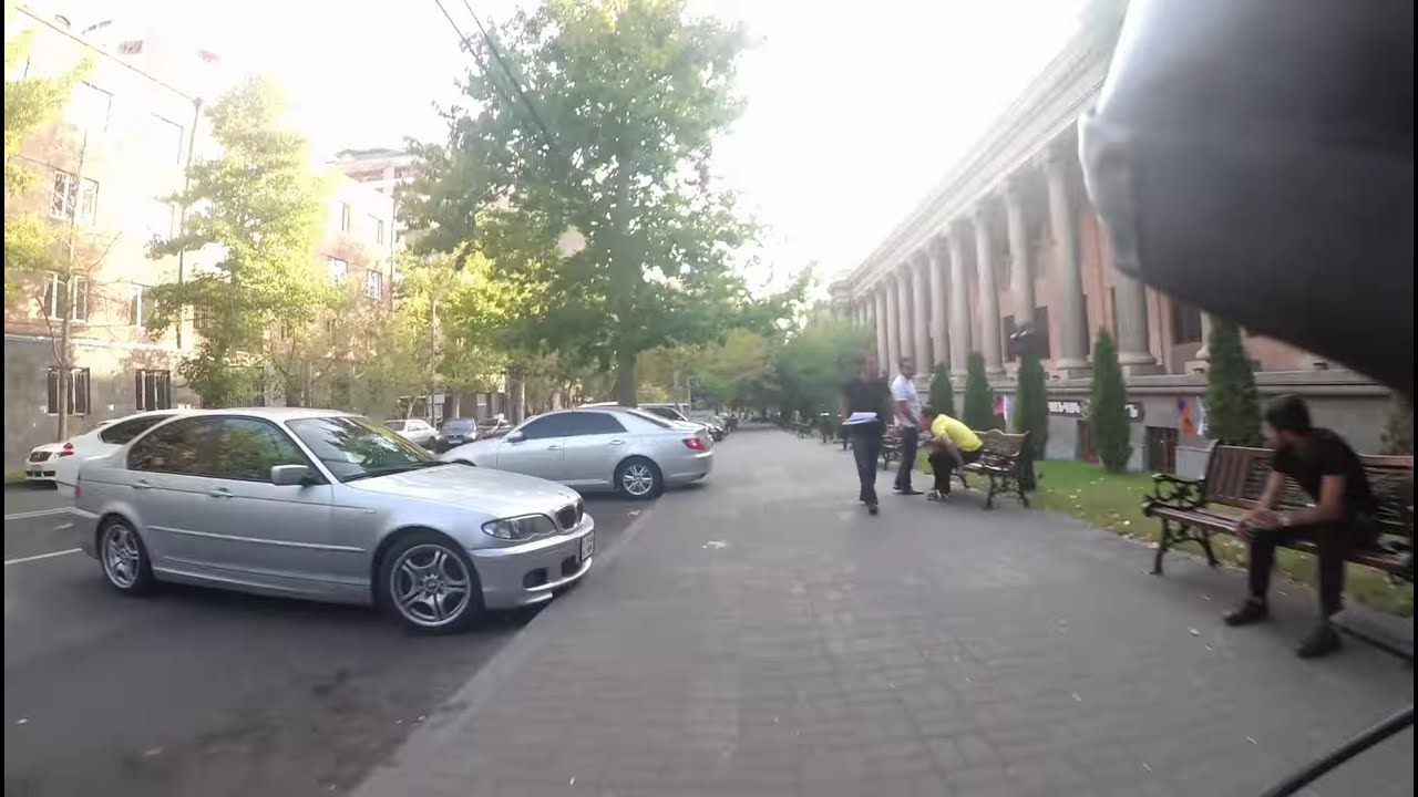 Download MTB City Ride (02) - Yerevan, Armenia - 60FPS UHD - 01 SEP 18