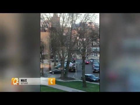 Getuige Max over arrestatie hoofdverdachte aanslag Utrecht - RTL BOULEVARD