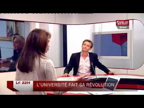 LE 22H Jean-Baptiste Prévost et Louis Vogel