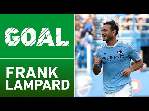GOAL: Frank Lampard buries the defender, then the winner!