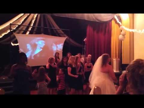 DJ WebGuy — First Dance Video Keepsake: Mr And Mrs Chris Bruehl