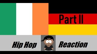 German Reacts to Irish Rap/Hip Hop (2) (British Rap Part 2/4) | Teddy Neptune
