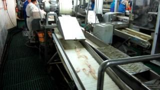 Трудовые будни рыб цеха
