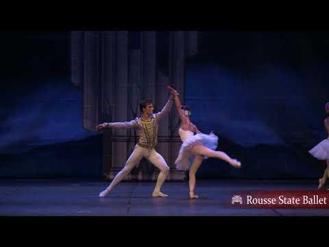 Swan Lake - State opera Rousse ballet