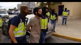 Desmantelada en Melilla y Nador una célula terrorista que enviaba yihadistas al grupo Estado Islámic