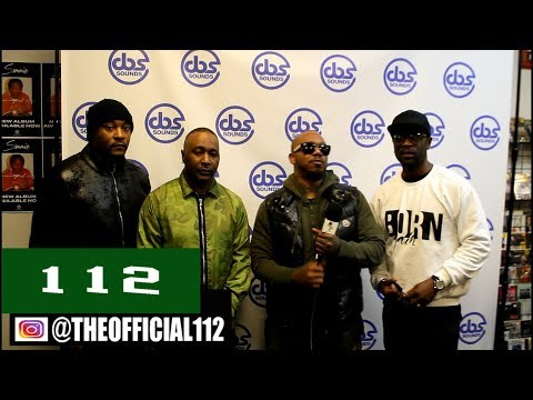 R&B Group 112 Visits DBS Sounds: One Of The Last Original Re