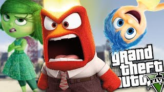 GTA 5 Mods - INSIDE OUT MOD (GTA 5 PC Mods Gameplay)