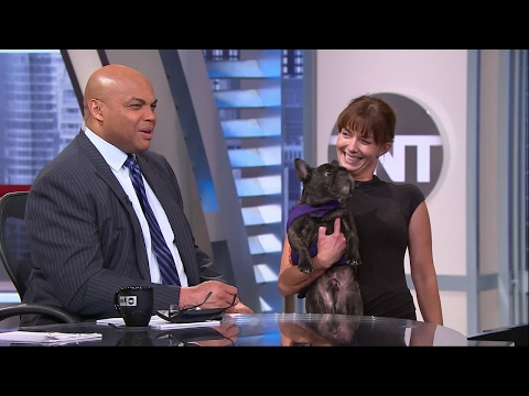 EJ's Neato Stat: Sir Charles Barkley the Dog | NBA on TNT