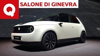 Honda E-Prototype: la concept che è quasi realtà - Salone di Ginevra 2019 | Quattroruote