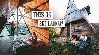 We Stayed in an ECO LODGE on a TEA PLANTATION! ?? Sri Lanka's Coolest Airbnb! (Nuwara Eliya)