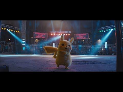 Pokémon Detective Pikachu - 'Hindi Trailer'