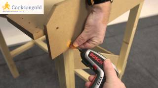 Cooksongold Jewellers Bench Assembly How-to-guide