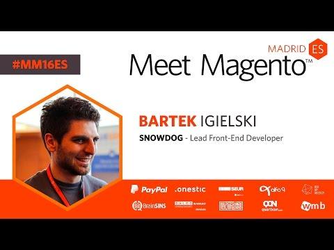 #MM16ES Workshop: Bartek Igielski - Snowdog