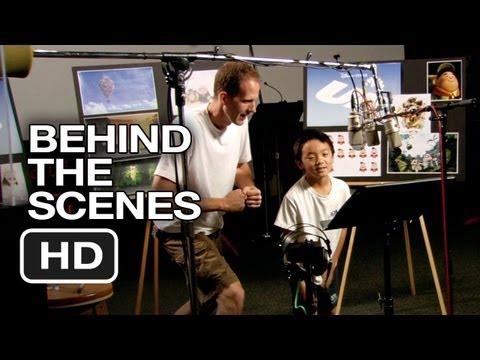 Up 3D Behind the Scenes - Voice of Russell (2009) - Jordan Nagai Movie HD