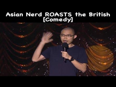 Jinx Yeo - Asian Nerd ROASTS The British