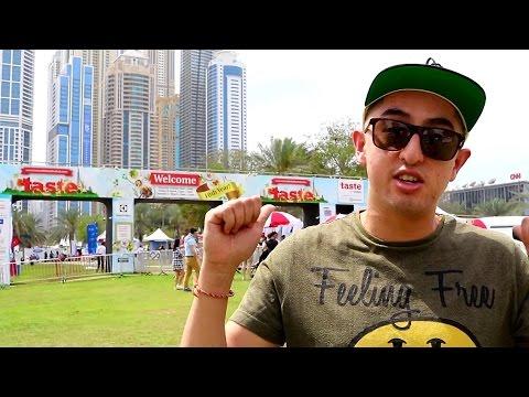 BEST FOOD EVENT IN DUBAI - Taste of Dubai 2017 (El-Jay Eats)