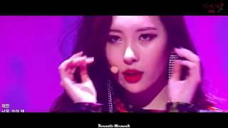 선미(SUNMI) - 가시나(Gashina) 교차편집 [Stage Mix]
