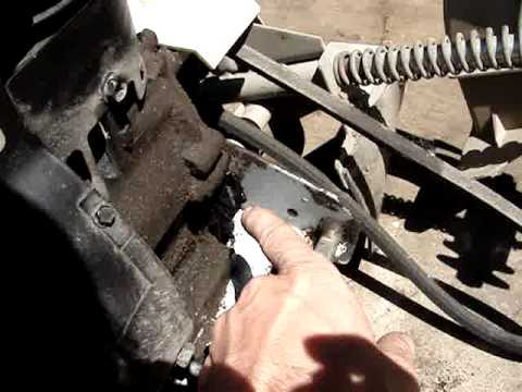 How to change the oil on a Horizontal Shaft Engine