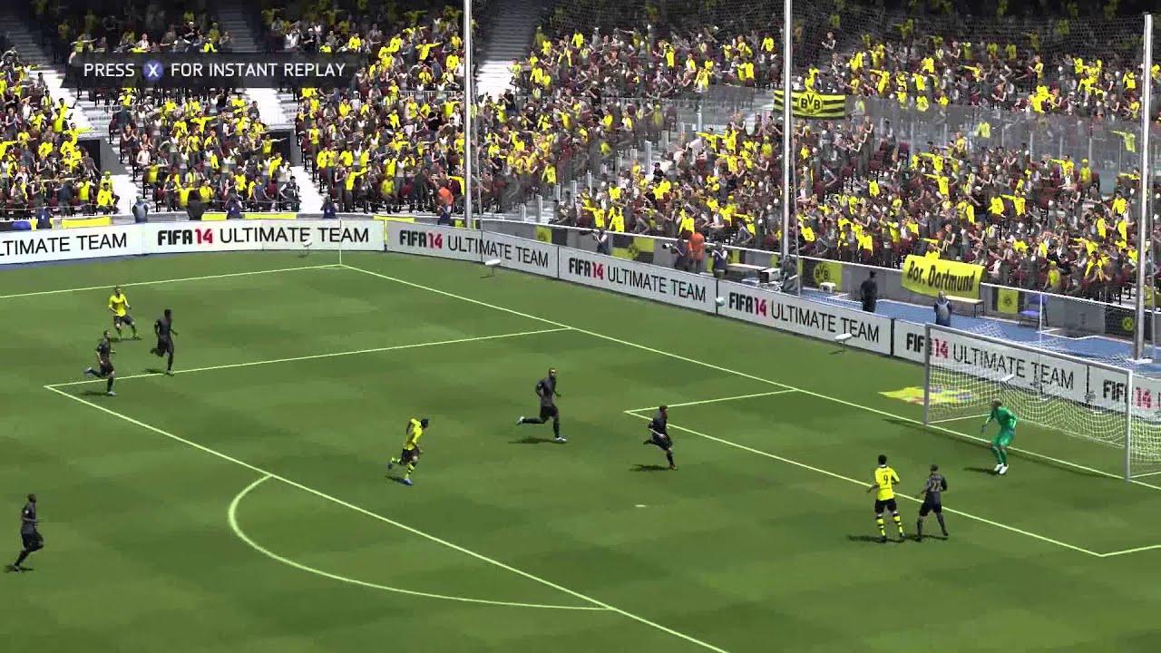 Dortmund Vs Man City