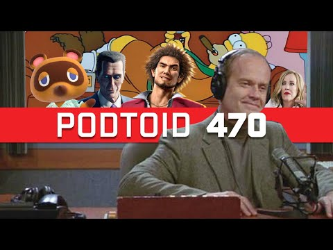 Podtoid says goodbye with a look back at 2020 | Podtoid 470