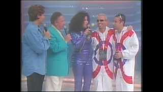 Outta Control @ Raul Gil (Live in Brazil 1997) Sinful Wishes & Interview