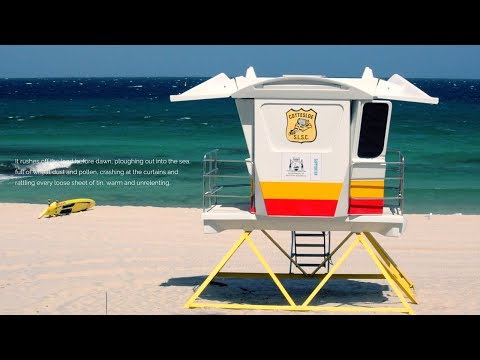 A perfect day in Western Australia, scenes from Cottesloe: above & below the water