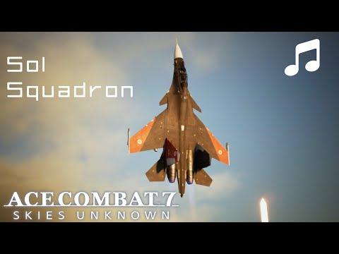 'Sol Squadron' - Ace Combat 7 Original Soundtrack