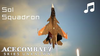 """Sol Squadron"" - Ace Combat 7 Original Soundtrack"