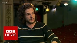 Game of Thrones: Fate of Jon Snow according to Kit Harington - BBC News