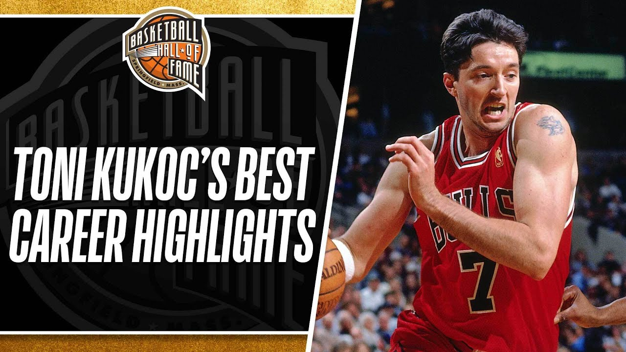Toni Kukoc's BEST Career Highlights
