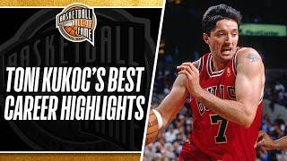 Toni Kukoc's BEST Career Highlights