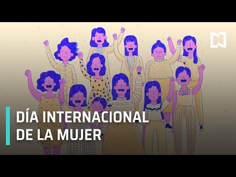 8M | Día Internacional de la Mujer