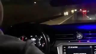 polis çakarlı araba snap gece | HD araba snapleri |