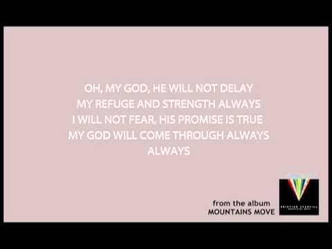 My god is powerful song lyrics