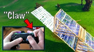 "How to play ""CLAW"" with a Controller in Fortnite"