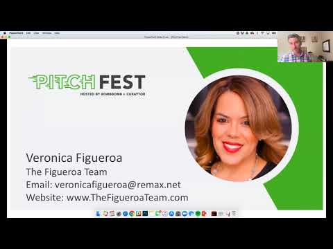Pitchfest - Better Buyer Consultations by Real Estate Agents