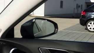Audi A3 (8V) Incliner retroviseur en marche arriere