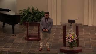 07/17/2021 - Pastor Enrique Vado Gutierrez - Smyrna, Bittersweet