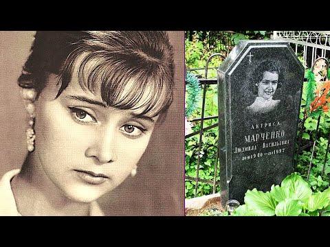 На экране улыбки, а в жизни слезы: печальная судьба советской актрисы Людмилы Марченко
