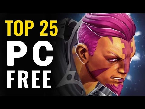 Top 25 Best Free PC Games
